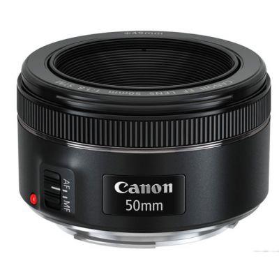 Объектив для фотоаппарата Canon EF 50mm f/1.8 STM 0570C005