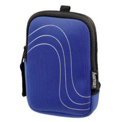 Фотосумка Hama H-115708 Fancy Neoprene Swell 70E синий