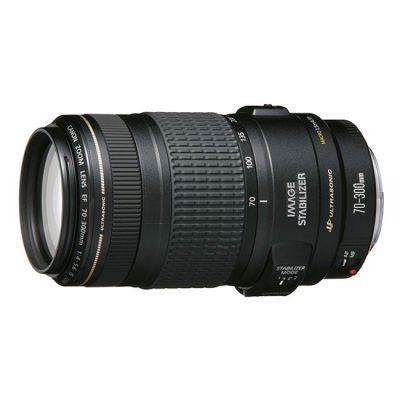 Объектив для фотоаппарата Canon EF 70-300mm f/4.0-5.6 IS USM 0345B006