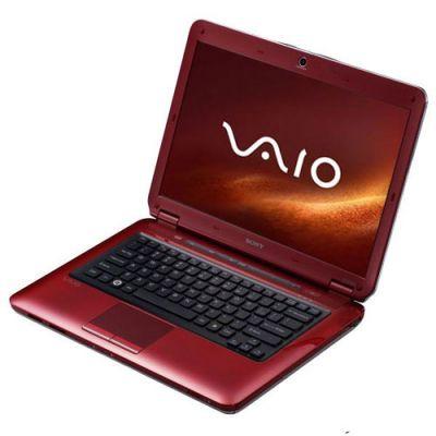 Ноутбук Sony VAIO VGN-CS31ZR/R