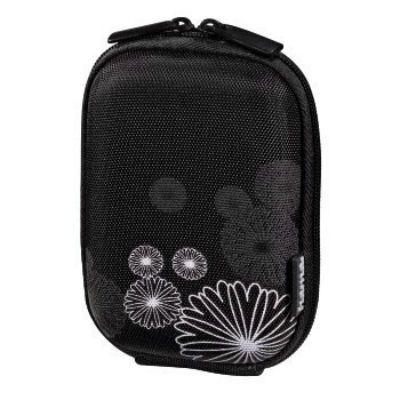 Фотосумка Hama H-115741 Hardcase Flower 40 G черный