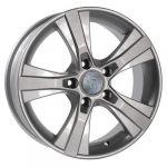 Колесный диск Replica Реплика OPL34 6.5x15/5x105 D56.6 ET39 Silver
