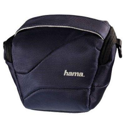 Фотосумка Hama H-115774 Seattle 80 Colt 12.5 х 10 x 8 см синий