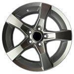 Колесный диск Replica Реплика GN52 6x15/5x105 D56.6 ET39 Silver