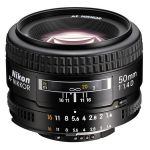 Объектив для фотоаппарата Nikon 50mm f/1.4D AF Nikkor JAA011DB