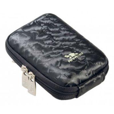Чехол Riva 7022 PU Digital Case black перламутр