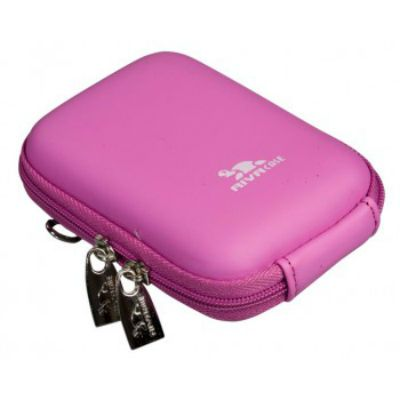Чехол Riva 7022 PU Digital Case pink
