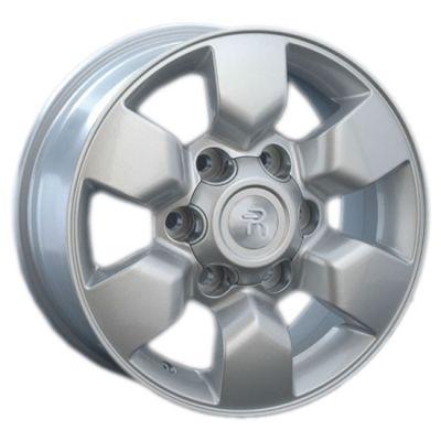 �������� ���� Replica ������� MZ32 6.5x15/6x139.7 D93.1 ET25 Silver