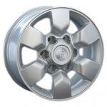 Колесный диск Replica Реплика MZ32 6.5x15/6x139.7 D93.1 ET25 Silver