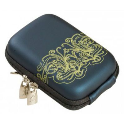 ����� Riva 7023 (PU) Digital Case dark blue (moire)