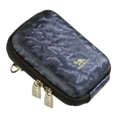 Чехол Riva 7023 (PU) Digital Case dark blue перламутр