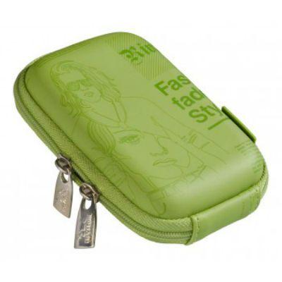 ����� Riva 7023 (PU) Digital Case green (newspaper)