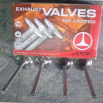 AMP Клапаны впускные и выпускные AP PPEU022-S-0-D