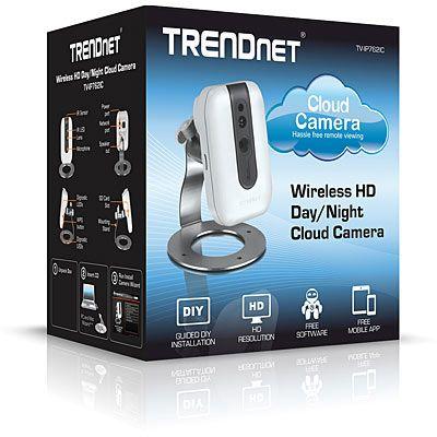 ������ ��������������� TrendNet TV-IP762IC