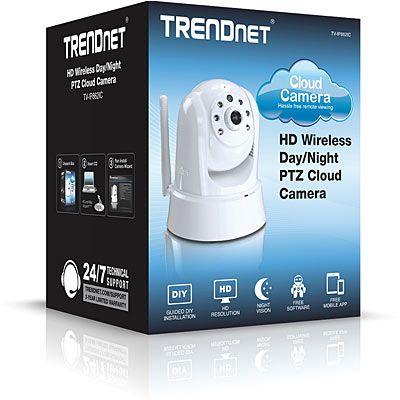 Камера видеонаблюдения TrendNet TV-IP862IC