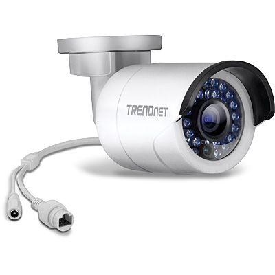 Камера видеонаблюдения TrendNet TV-IP320PI
