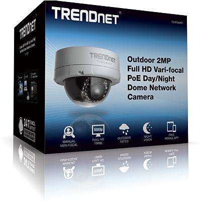 Камера видеонаблюдения TrendNet TV-IP342PI