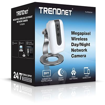 ������ ��������������� TrendNet TV-IP562WI