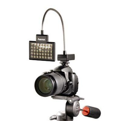Hama Светильник фото-видео 40 светодиодов 20x50х80мм (H-60184) 00060184