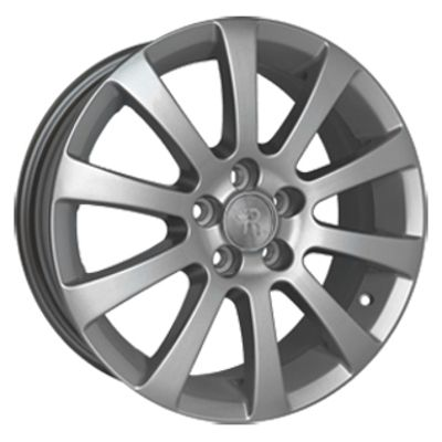 Колесный диск Replica Реплика FT17 6x16/5x98 D58.1 ET36.5 Silver