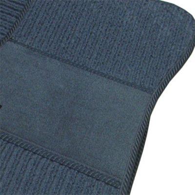 Sotra Коврики салона текст.BMW 7 F01/F02 2009-> TXT-вставка, Vortex темносерый /резин. ST 44-00580