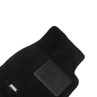 Sotra Коврики салона текст.Ford Explorer V 2010-> (3 ряда сид.) (U502) LINER 3D VIP с бортиком черные (без консоли) ST 73-00156