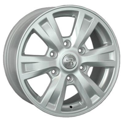 Колесный диск Replica Реплика MI92 7x16/6x139.7 D67.1 ET46 Silver
