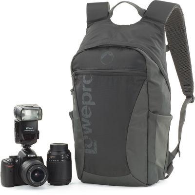 Рюкзак Lowepro для зеркальной фотокамеры Photo Hatchback 16L AW серый 80578