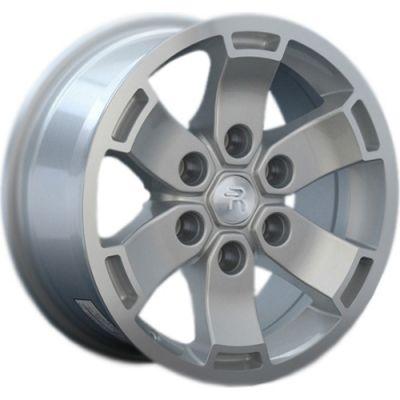 Колесный диск Replica Реплика MZ31 7x16/6x139.7 D93.1 ET10 S