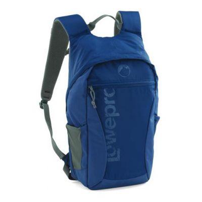 Рюкзак Lowepro для зеркальной фотокамеры Photo Hatchback 16L AW синий 80576