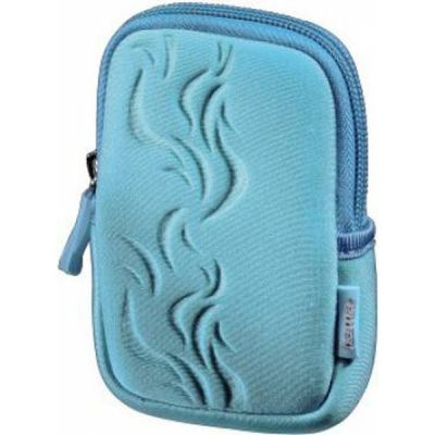 Сумка Hama для фотоаппарата Fancy Neoprene Flame 70E turquoise 7.5x2x11.5см 00103791