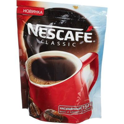 ���� Nescafe Classic (150�, ����������� ���������������, � ������ ��������)