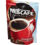 Кофе Nescafe Classic (150г, растворимый гранулированный, в мягкой упаковке)