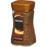 Кофе Nescafe Gold (95г, растворимый сублимированный, в стеклянной банке)