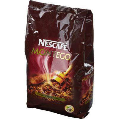 Кофе Nescafe Montego (750г, растворимый сублимированный, в мягкой упаковке)