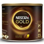 Кофе Nescafe Gold (500г, растворимый сублимированный, в жестяной банке)