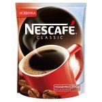 Кофе Nescafe Classic (250г, растворимый, в мягкой упаковке)