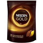 Кофе Nescafe Gold (250г, растворимый, в мягкой упаковке)