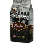 Кофе Paulig Espresso Barista (1000г, в зернах, жареный, смеси Арабики и Робусты)