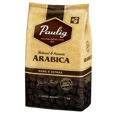 ���� Paulig Arabica (1000�, � ������, �������, �������)