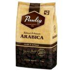 Кофе Paulig Arabica (1000г, в зернах, жареный, Арабика)