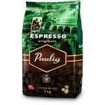 Кофе Paulig Espresso Originale (1000г, в зернах, жареный, Арабика)