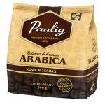 Кофе Paulig Arabica (500г, в зернах, жареный, Арабика)