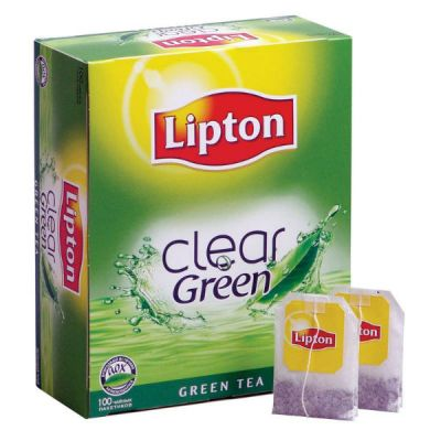 ��� Lipton Green (� ���������, 100�2�, �������)