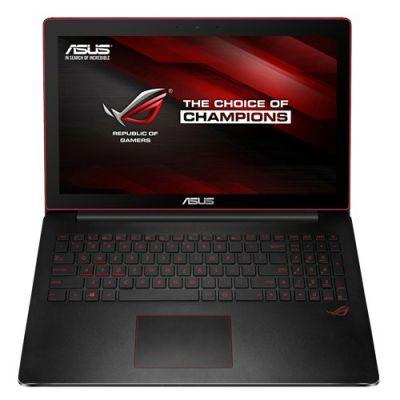 Ноутбук ASUS G501JW-CN039H 90NB0873-M00470