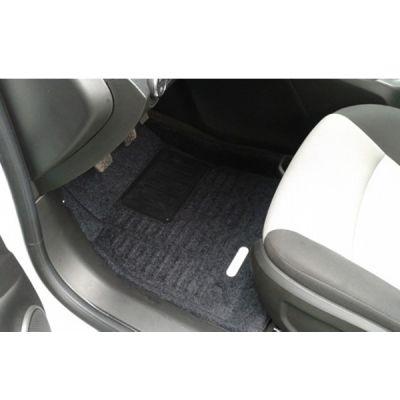 Satori Коврики салона текст.Honda CR-V IV 2012-> Satori с бортиком черные (с металлическим подпятником) SI 05-00226