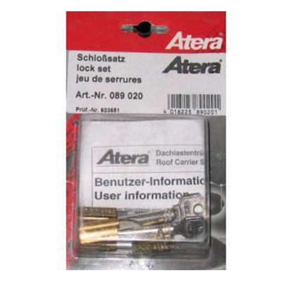 Замки с ключами Atera [089021] AT 089021