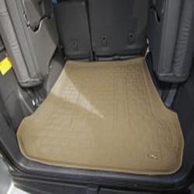 Коврик Sotra багажника текст.Infiniti FX35 (QX70) 2009-> LINER 3D Lux с бортиком бежевый ST 72-00032