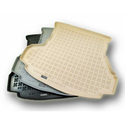 Sotra Коврик багажника текст.Infiniti FX35 (QX70) 2009-> LINER 3D Lux с бортиком черный ST 72-00033