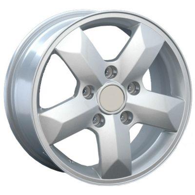 Колесный диск Replica Реплика SNG7 7x16/5x130 D84.1 ET43 Silver